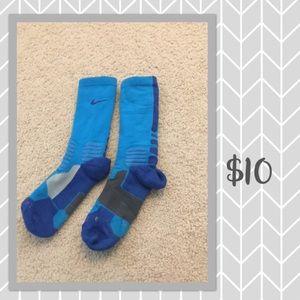 Nike Elite Blue Socks